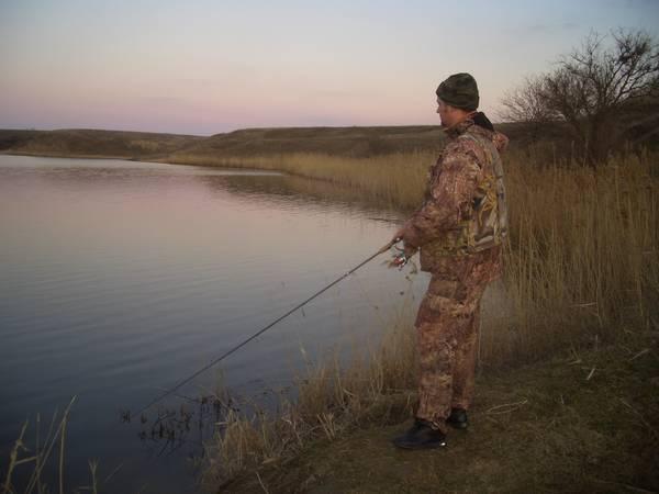 Рыболовный прогноз россошь